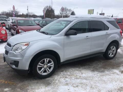 2012 Chevrolet Equinox LS for sale at Gilly's Auto Sales in Rochester MN
