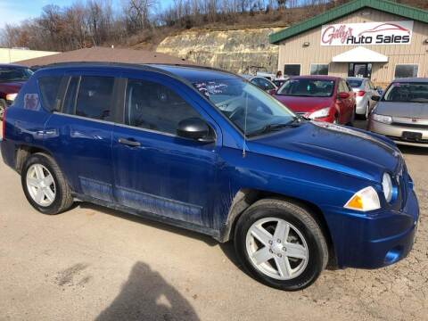 2010 Jeep Compass Sport for sale at Gilly's Auto Sales in Rochester MN