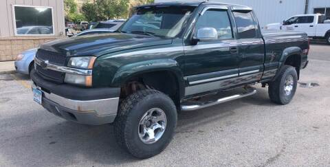 2003 Chevrolet Silverado 1500 LS for sale at Gilly's Auto Sales in Rochester MN
