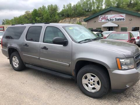 2007 Chevrolet Suburban LS 1500 for sale at Gilly's Auto Sales in Rochester MN