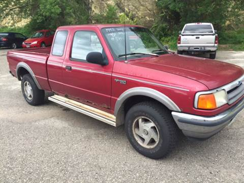 1993 ford ranger for sale in rochester mn