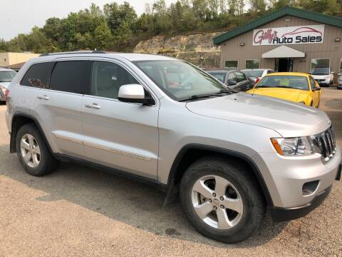 2011 Jeep Grand Cherokee for sale at Gilly's Auto Sales in Rochester MN