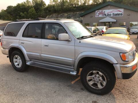 1998 Toyota 4Runner for sale at Gilly's Auto Sales in Rochester MN