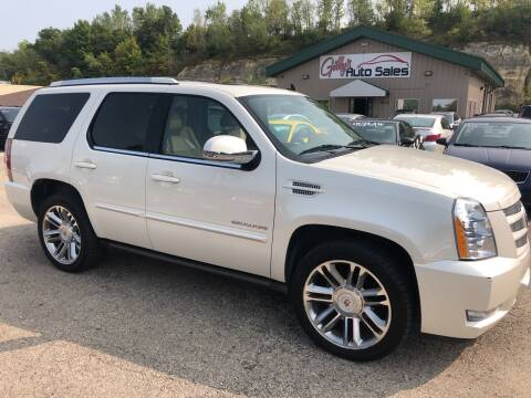 2014 Cadillac Escalade for sale at Gilly's Auto Sales in Rochester MN