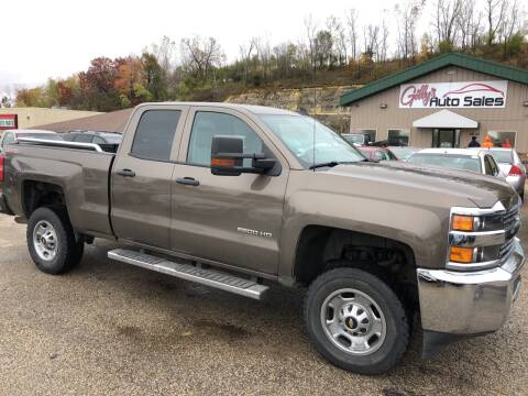 2015 Chevrolet Silverado 2500HD for sale at Gilly's Auto Sales in Rochester MN