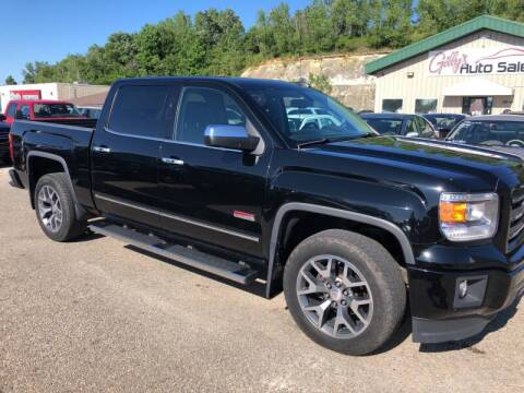 2015 GMC Sierra 1500 for sale at Gilly's Auto Sales in Rochester MN