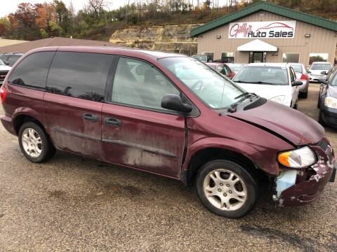 2003 Dodge Caravan for sale at Gilly's Auto Sales in Rochester MN