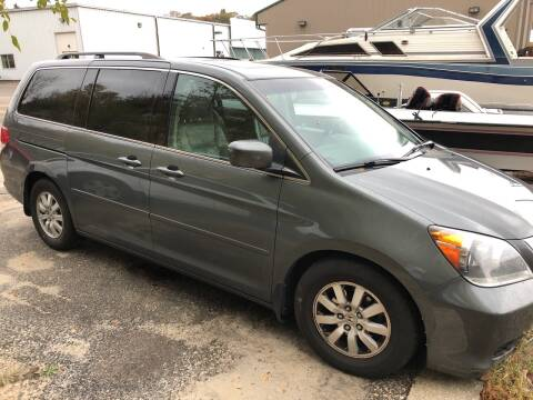 2008 Honda Odyssey for sale at Gilly's Auto Sales in Rochester MN