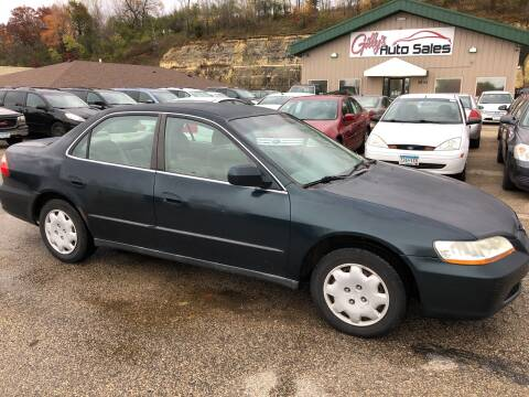 1999 Honda Accord for sale at Gilly's Auto Sales in Rochester MN