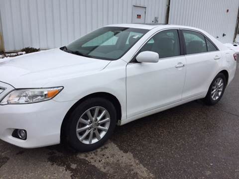 2010 Toyota Camry for sale in Rochester, MN