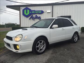 2003 Subaru Impreza for sale in Lancaster, TX