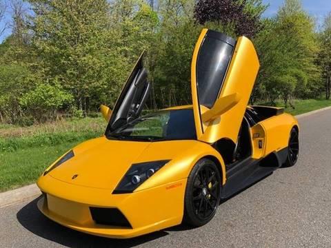 2002 Lamborghini Murcielago For Sale In Wisconsin Carsforsale