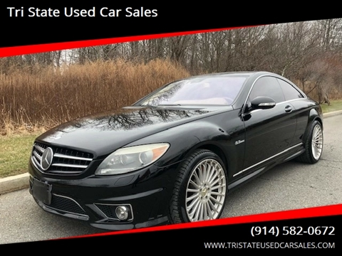 2008 Mercedes-Benz CL-Class for sale in Baldwin Place, NY