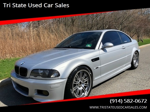 2002 BMW M3 for sale in Baldwin Place, NY