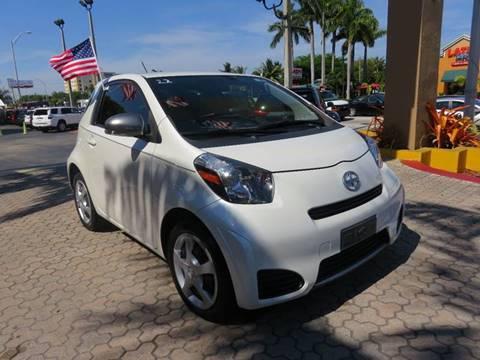 2014 Scion iQ for sale in Miami, FL