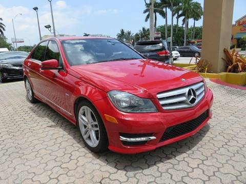 Mercedes-Benz Used Cars financing For Sale Miami THE SHOWROOM MIAMI