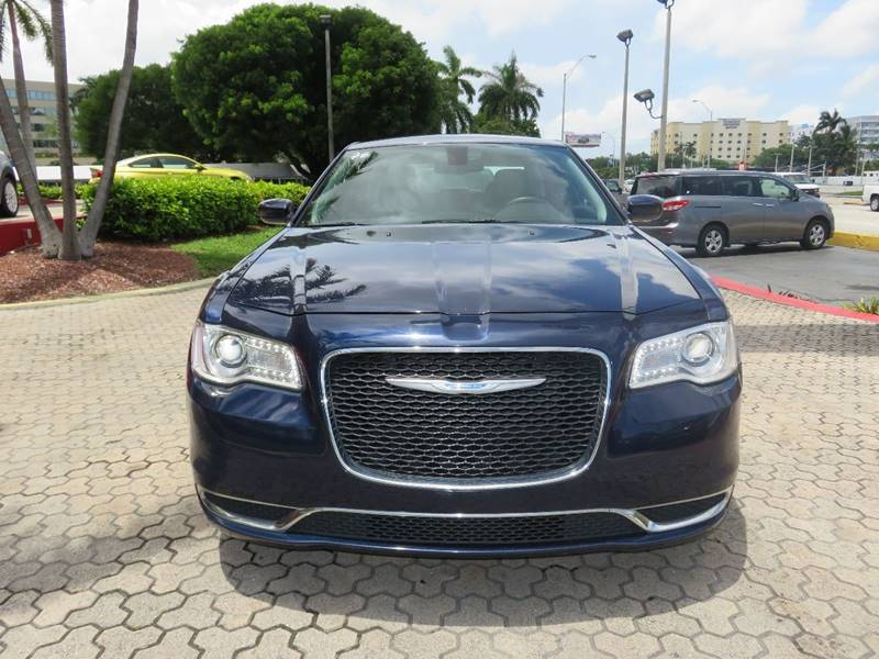 2015 CHRYSLER 300 LIMITED 4DR SEDAN blue exhaust - dual tip door handle color - body-color exha