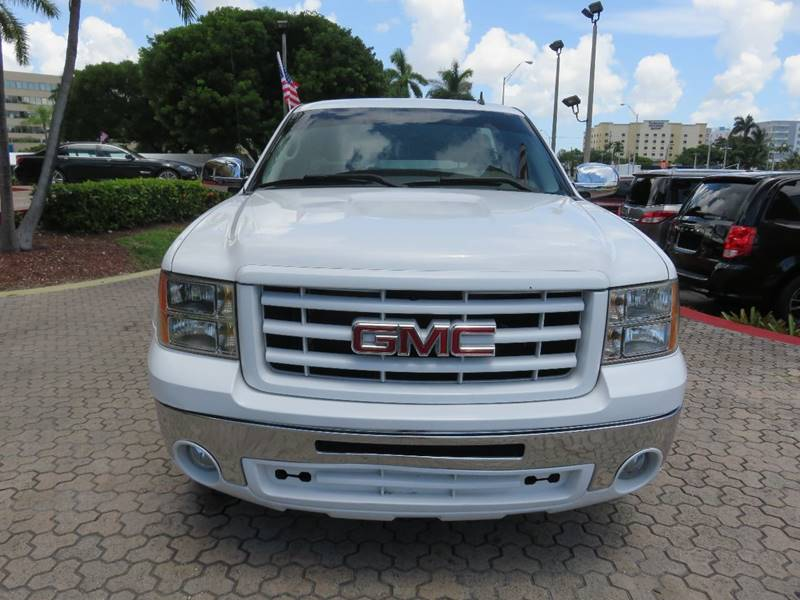 2009 GMC SIERRA 1500 WORK TRUCK 4X2 2DR REGULAR CAB 8 white pickup bed light pickup bed type - w