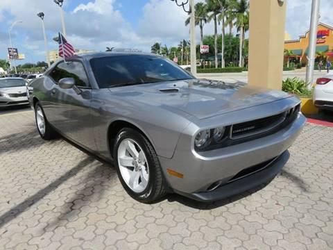 2014 Dodge Challenger for sale in Miami, FL