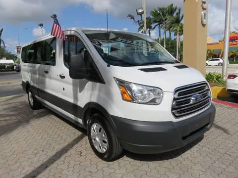 2015 Ford Transit Wagon for sale in Miami, FL