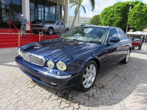 2004 Jaguar XJ-Series for sale in Miami, FL