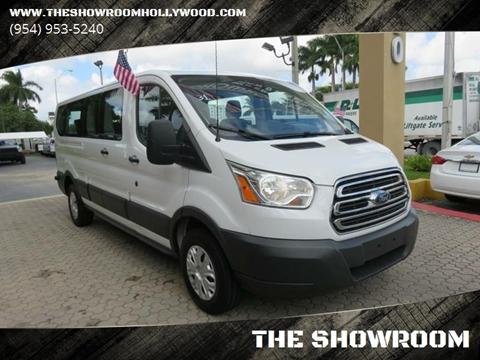 2016 Ford Transit Passenger for sale in Hollywood, FL