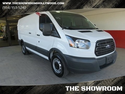 c6055f6e04 2017 Ford Transit Cargo for sale at THE SHOWROOM in Hollywood FL