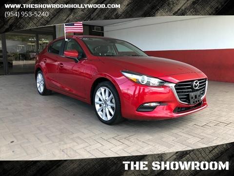 2017 Mazda MAZDA3 for sale in Hollywood, FL