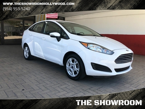 2017 Ford Fiesta for sale in Hollywood, FL