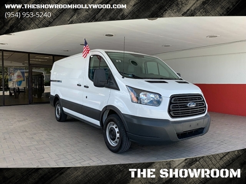 Cargo Van For Sale in Hollywood, FL - THE SHOWROOM