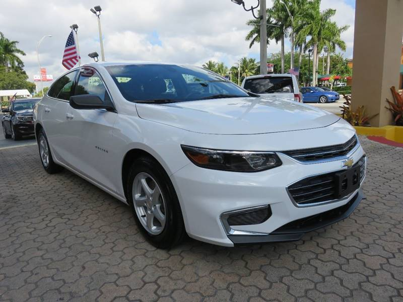 2016 CHEVROLET MALIBU LS 4DR SEDAN white door handle color - body-color front bumper color - bod