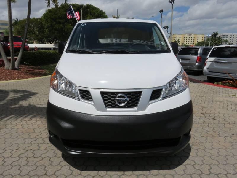 2016 NISSAN NV200 SV 4DR CARGO MINI VAN white door handle color - black front bumper color - bla