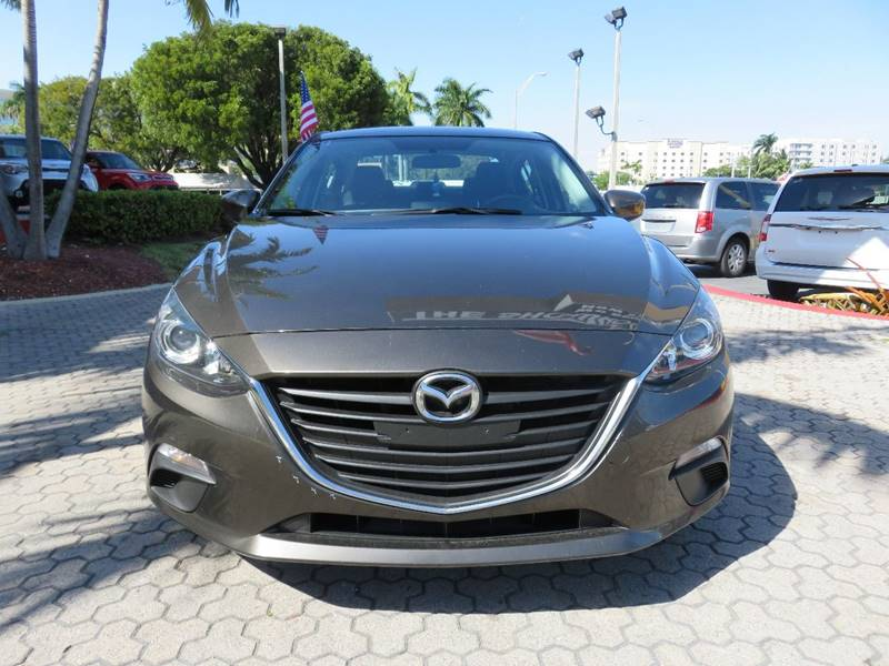 2015 MAZDA MAZDA3 I SPORT 4DR SEDAN 6A gray exhaust - dual tip exhaust tip color - metallic doo