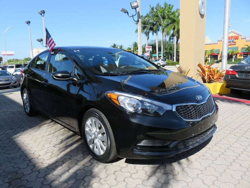 2015 KIA FORTE LX 4DR SEDAN 6A black door handle color - body-color front bumper color - body-co