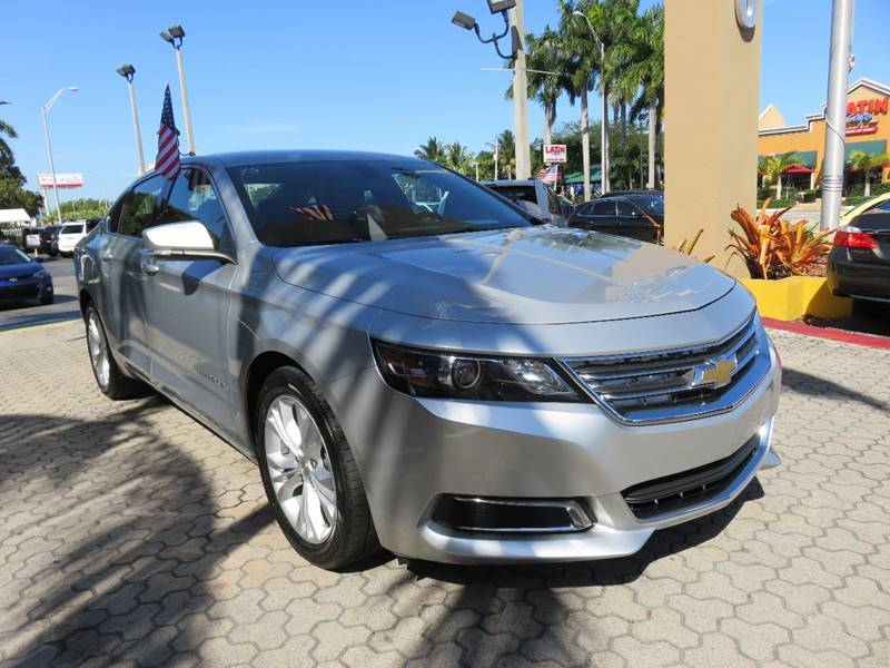 2015 CHEVROLET IMPALA LT 4DR SEDAN W1LT silver exhaust - dual tip exhaust - hidden door handle
