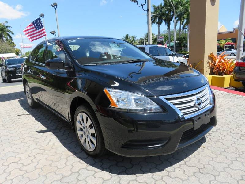 2015 NISSAN SENTRA S 4DR SEDAN CVT black door handle color - chrome front bumper color - body-co