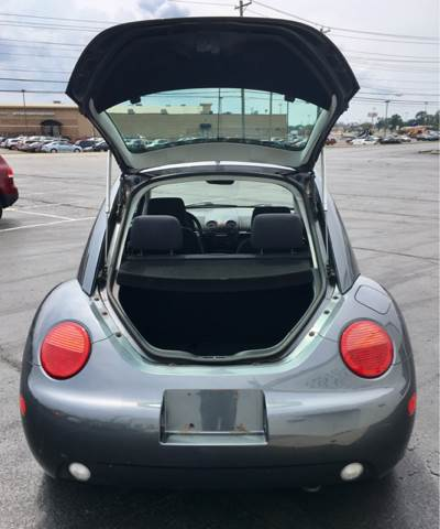 2004 Volkswagen New Beetle 2dr GLS 1.8T Turbo Coupe - Columbus OH