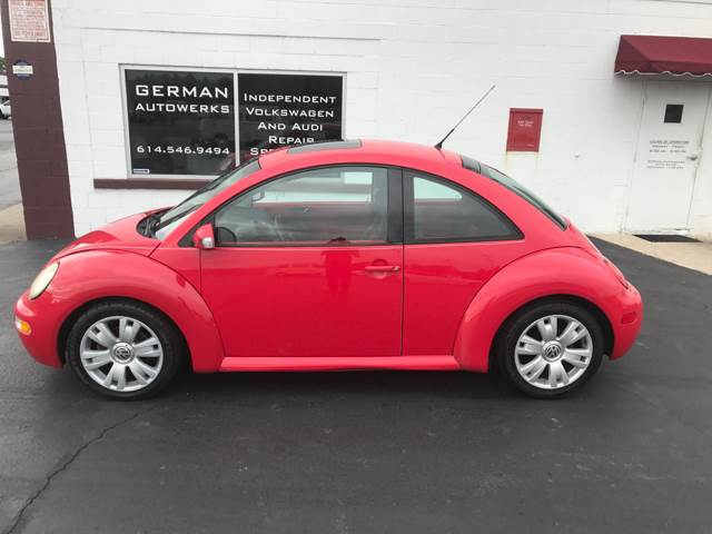 2003 Volkswagen New Beetle 2dr GLS 1.8T Turbo Coupe - Columbus OH