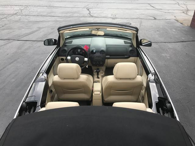 2003 Volkswagen New Beetle GLS 2dr Convertible - Columbus OH