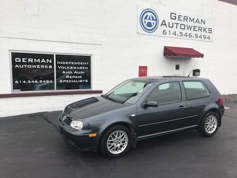 2004 Volkswagen Golf for sale in Columbus, OH