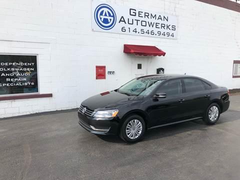 2014 Volkswagen Passat for sale in Columbus, OH