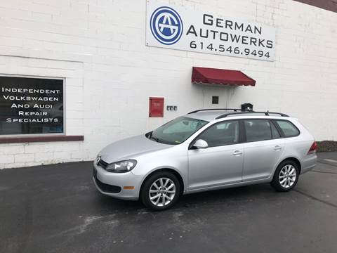 2011 Volkswagen Jetta for sale in Columbus, OH