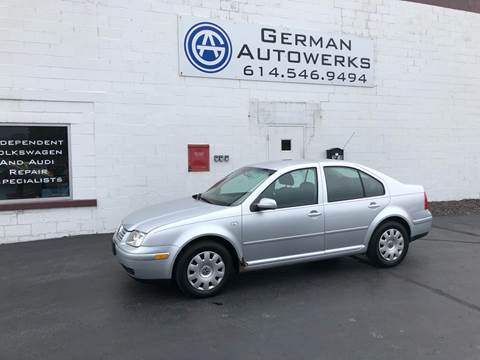 2003 Volkswagen Jetta for sale in Columbus, OH