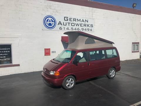 2003 Volkswagen EuroVan for sale in Columbus, OH