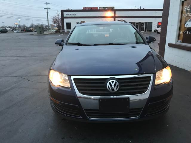 2007 Volkswagen Passat Value Edition 4dr Wagon N/A 06/06 - Columbus OH