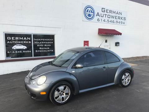 2002 Volkswagen New Beetle for sale in Columbus, OH