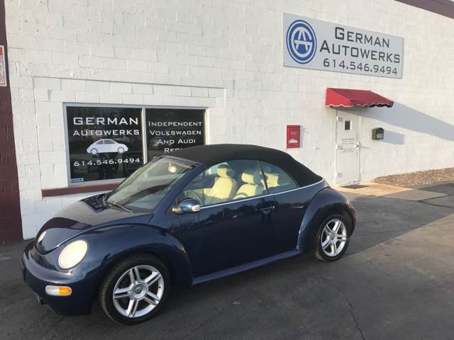 2004 Volkswagen New Beetle 2dr GLS 1.8T Turbo Convertible - Columbus OH