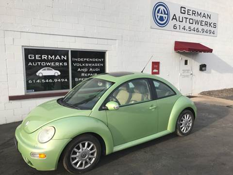 2004 Volkswagen New Beetle for sale in Columbus, OH