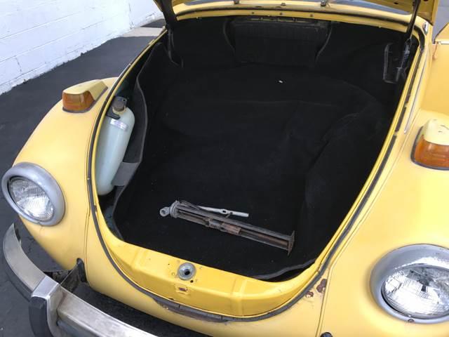 1972 Volkswagen Super Beetle  - Columbus OH
