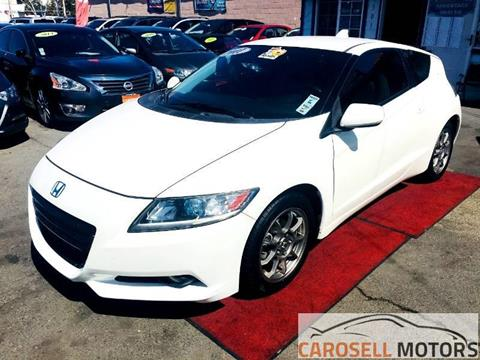 2011 Honda CR-Z for sale in Vallejo, CA